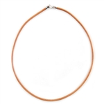 Leather Cord Tan 3mm