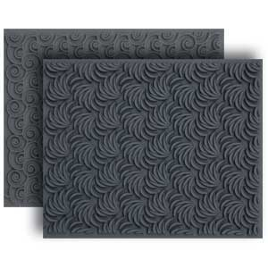 Lisa Pavelka Texture Set - Stripe Tube & Swirly Q