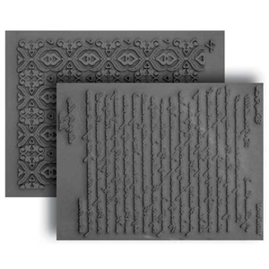 Lisa Pavelka Texture Set -  Victorian Lace & Love Letter