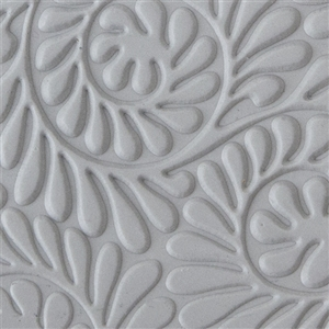 Texture Tile - Fiddlehead Fern Embossed