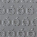 Texture Tile - The Heart is the Core Embossed