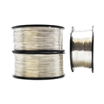 Sterling Silver Solder Filled Wire 22g Dead Soft