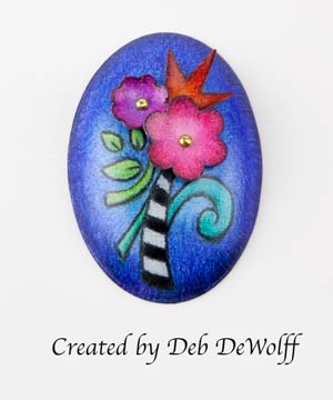 Deb DeWolff Prisma Pencil Broach