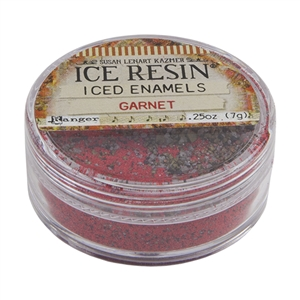 ice resin iced enamels garnet 25oz cool tools