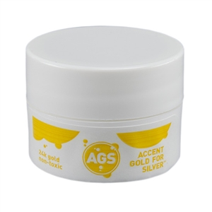Accent Gold for Silver Paint - 1g