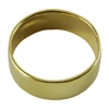 Brass Ring Core - Size 11.5
