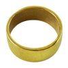 Brass Ring Core - Size 7