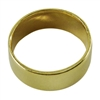 Brass Ring Core - Size 8.5