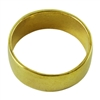 Brass Ring Core - Size 9