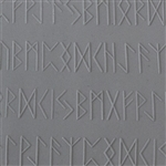 Texture Tile - Cave Writing Embossed