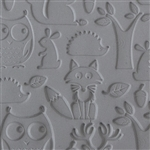 Texture Tile - Woodland Residents