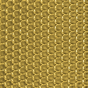 Dragon Scales Textured Sheet Metal Brass Sheet Cool Tools