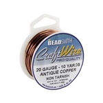 Vintage Copper Wire - 18 gauge
