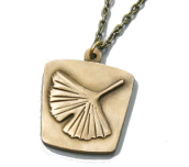 Gingko Pendant Photo